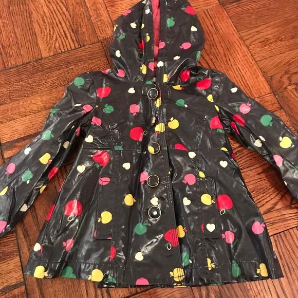 eb536e657 Juicy Couture Jackets & Coats   Girls Raincoat   Poshmark